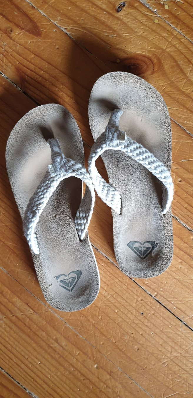 My lost thongs now found